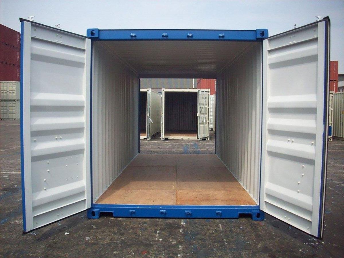 LagerBOXen | Seecontainer als Lagerraum von BigBoxBerlin