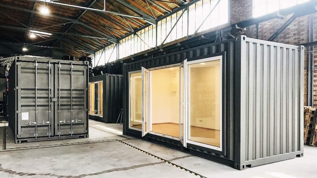 Moderne Seecontainer-Architektur Für Events & Wohnraum | Bigboxberlin
