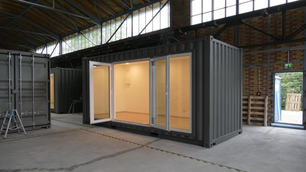 BigBoxBerlin   Pop-Up-Stores aus Seecontainern